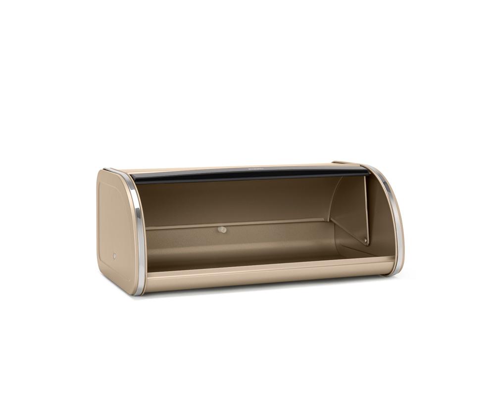 Кутия за хляб Brabantia Roll Top Champagne(3)
