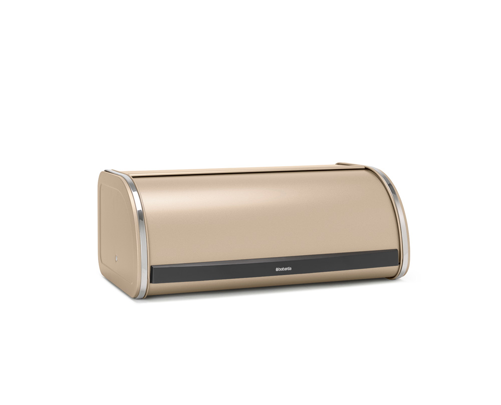 Кутия за хляб Brabantia Roll Top Champagne(4)