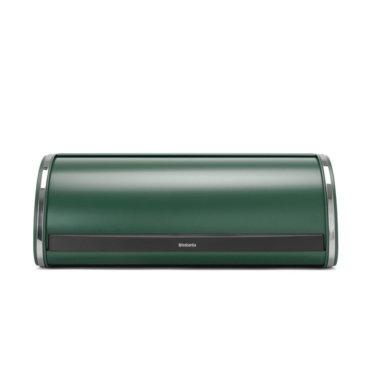 Кутия за хляб Brabantia Roll Top Pine Green
