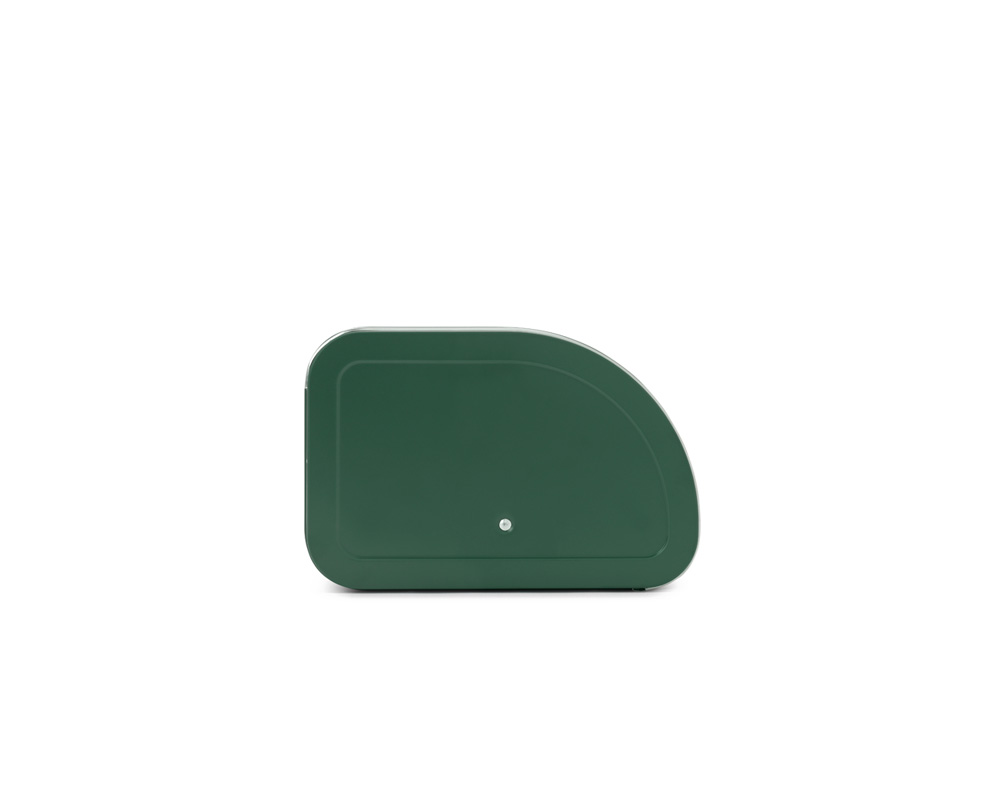 Кутия за хляб Brabantia Roll Top Pine Green(2)