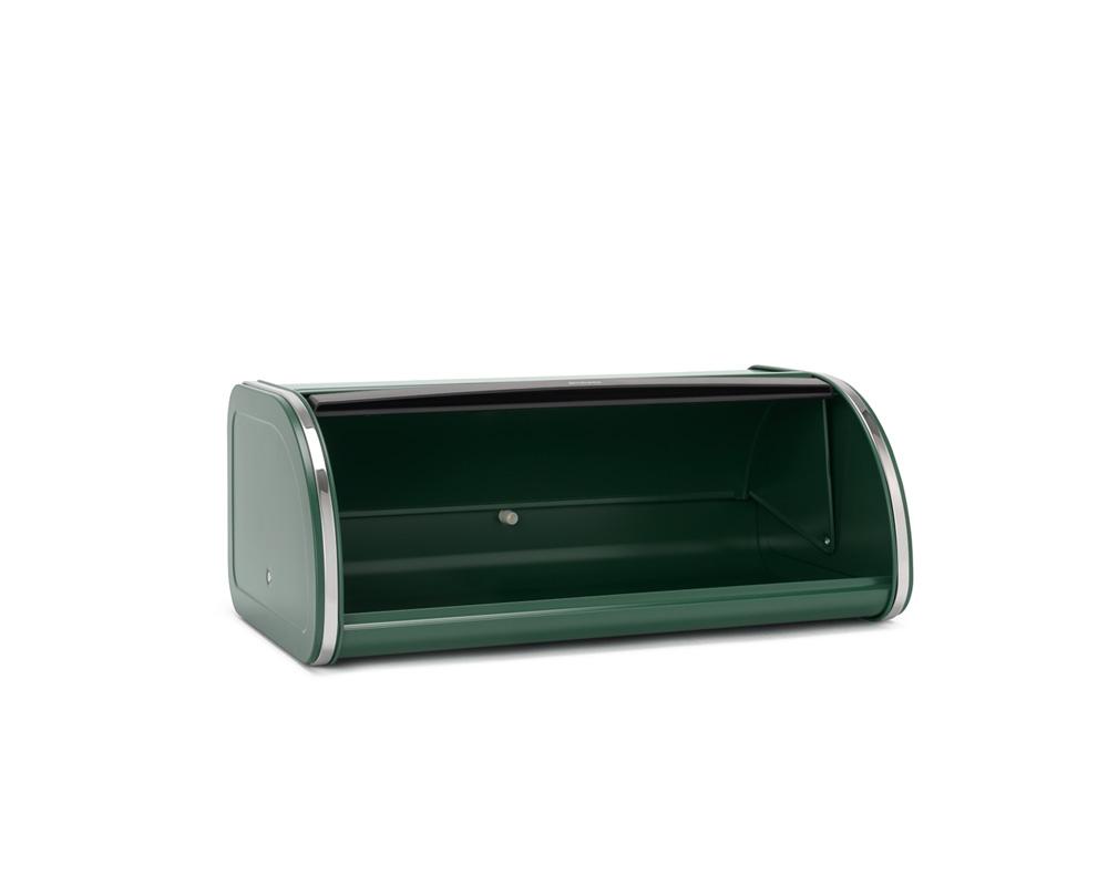 Кутия за хляб Brabantia Roll Top Pine Green(3)