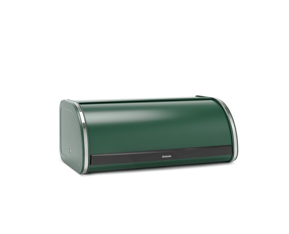 Кутия за хляб Brabantia Roll Top Pine Green(4)