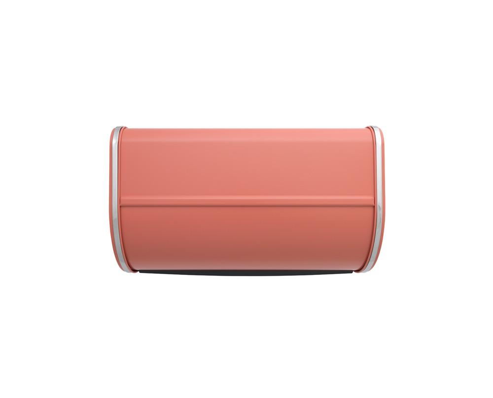 Кутия за хляб Brabantia Roll Top Terracotta Pink(1)