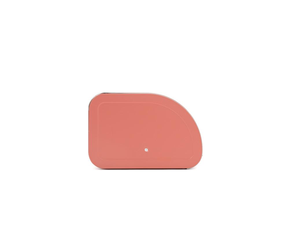 Кутия за хляб Brabantia Roll Top Terracotta Pink(2)
