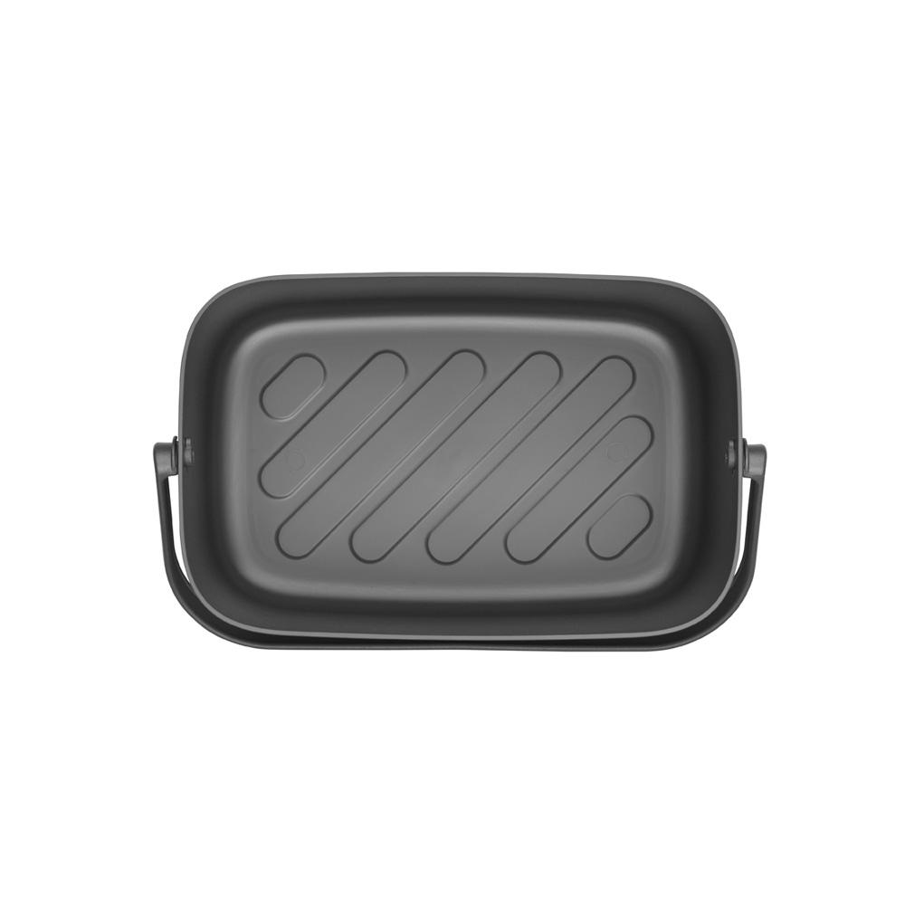 Кутия за хляб Brabantia Nic, Dark Grey(1)