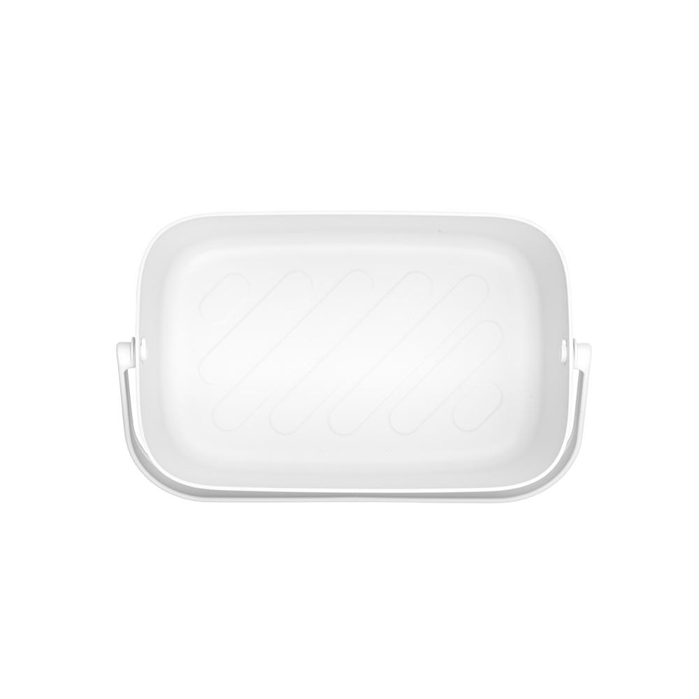 Кутия за хляб Brabantia Nic, Light Grey(1)