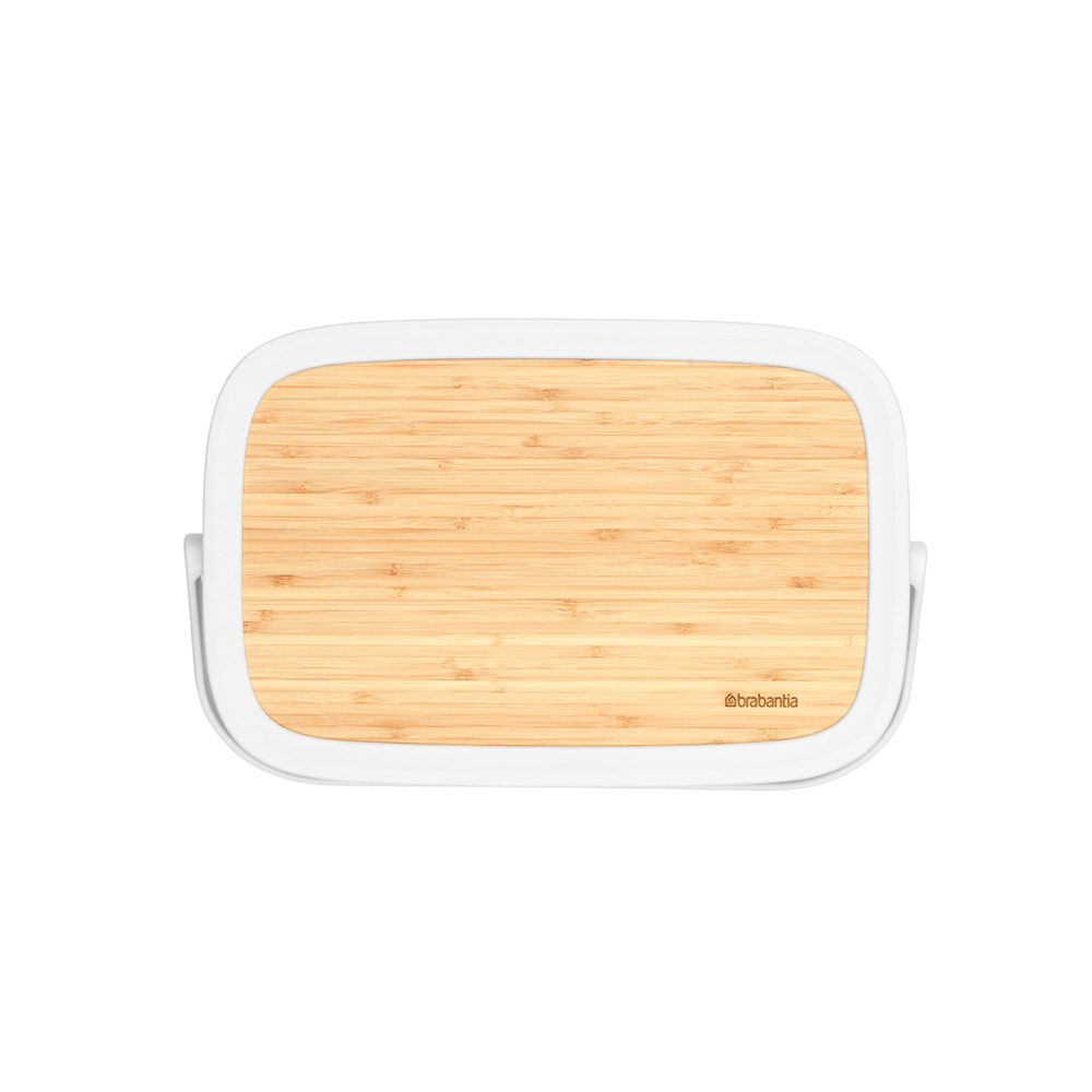 Кутия за хляб Brabantia Nic, Light Grey(2)