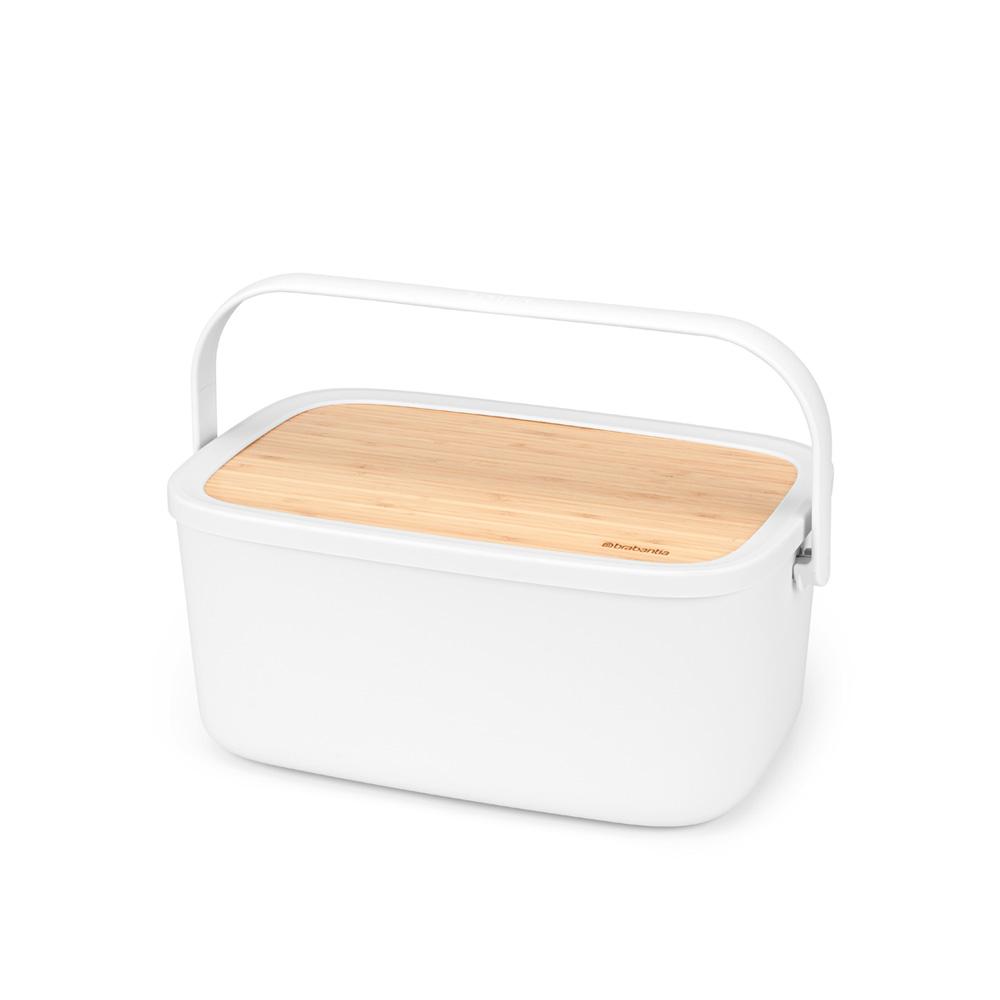 Кутия за хляб Brabantia Nic, Light Grey(5)
