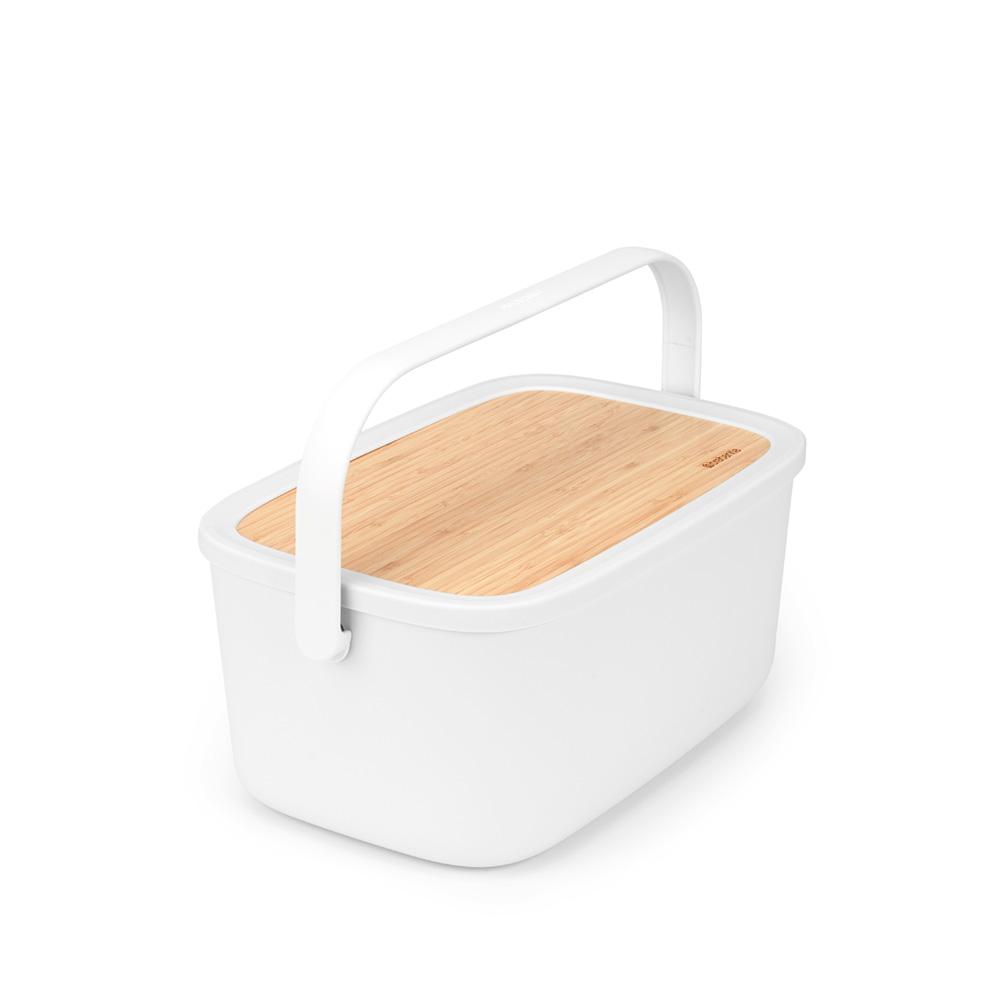 Кутия за хляб Brabantia Nic, Light Grey(7)