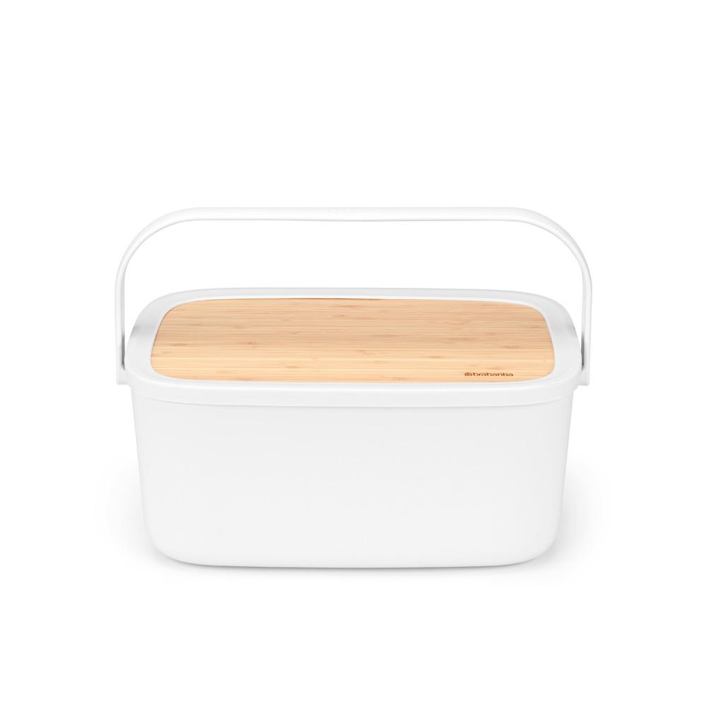 Кутия за хляб Brabantia Nic, Light Grey(9)