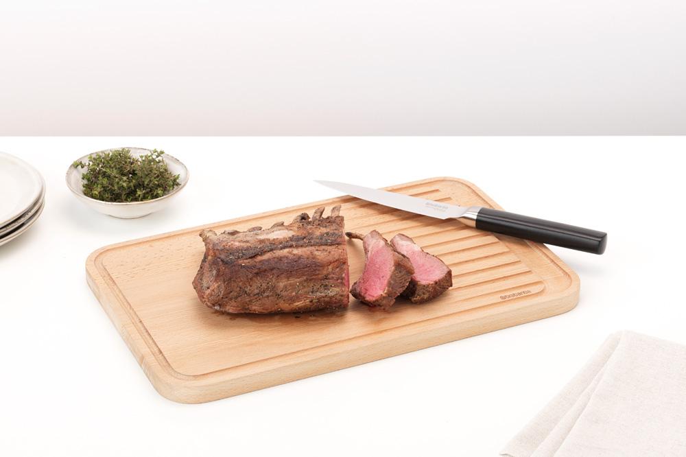 Нож за месо Brabantia Profile NEW, 15.4cm(3)
