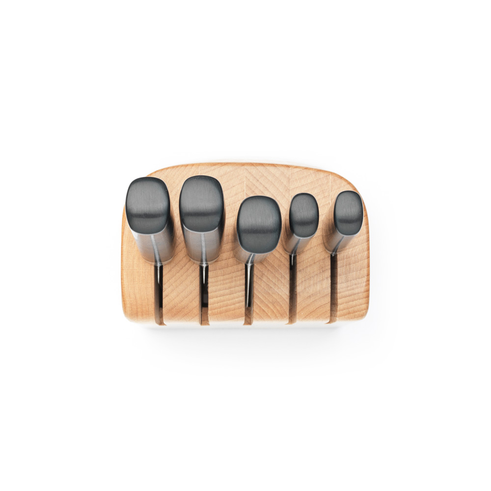 Блок с 5 ножа Brabantia Profile NEW(2)