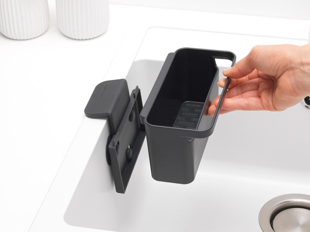 Органайзер за мивка Brabantia, Dark Grey(6)