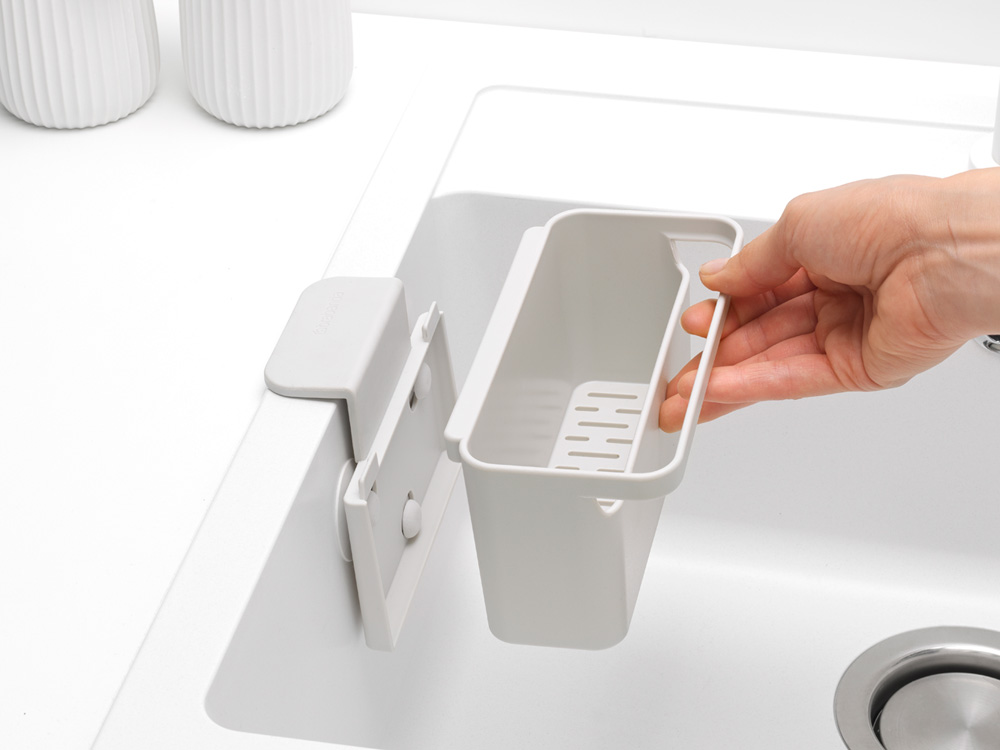 Органайзер за мивка Brabantia, Light Grey(6)