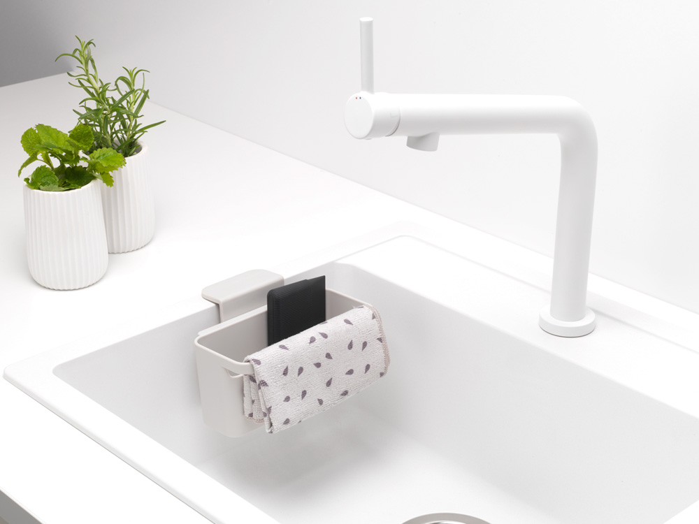 Органайзер за мивка Brabantia, Light Grey(9)