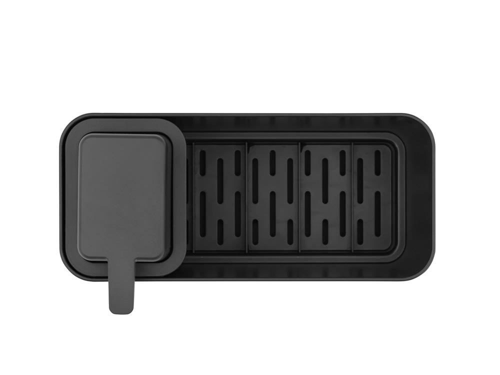 Органайзер за мивка с дозатор за течен сапун Brabantia Dark Grey(1)