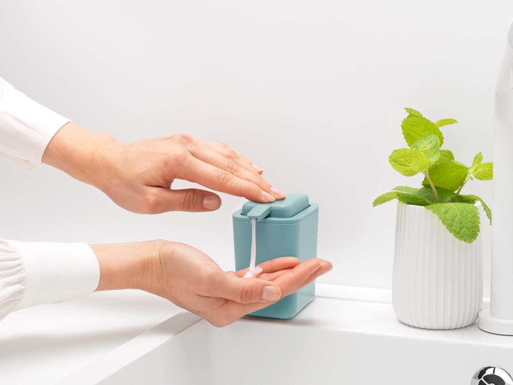 Дозатор за течен сапун Brabantia Mint(4)