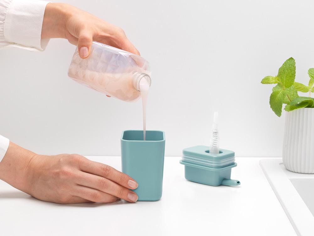 Дозатор за течен сапун Brabantia Mint(5)
