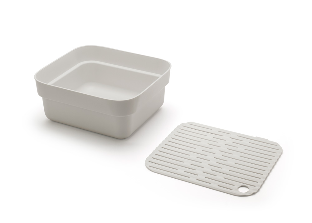 Купа за миене и отцеждане Brabantia, Light Grey(4)