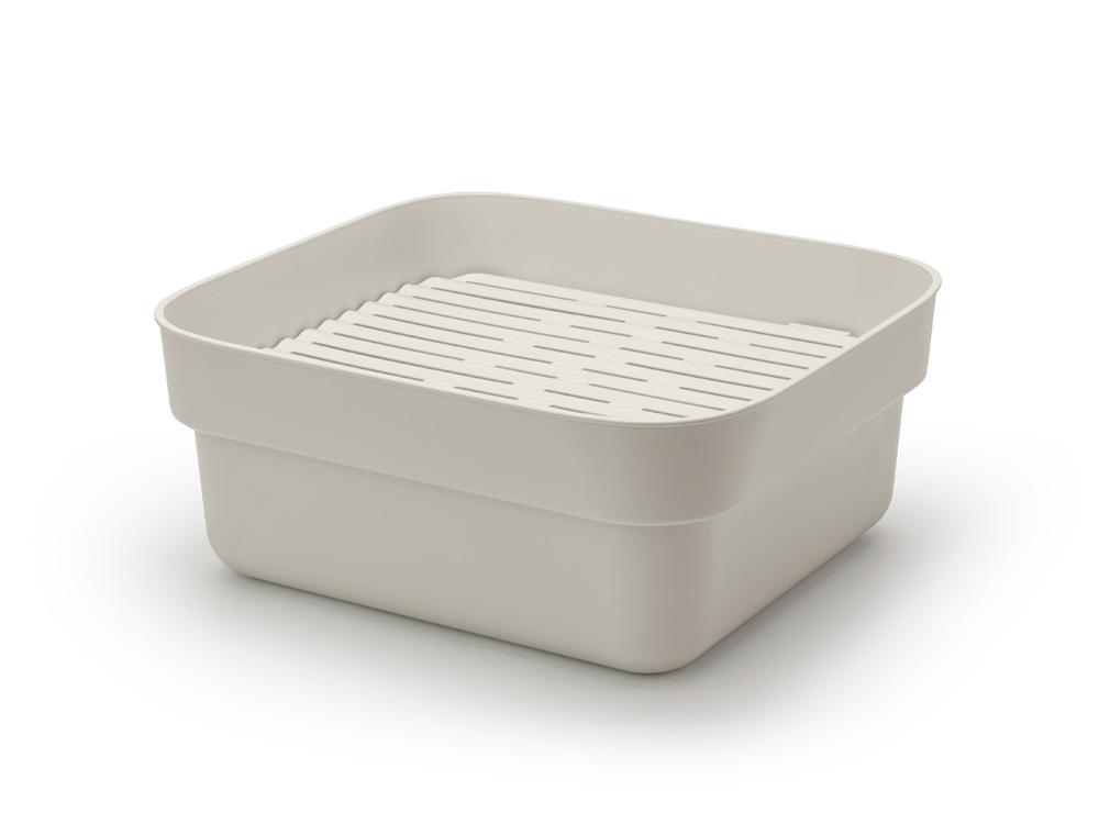 Купа за миене и отцеждане Brabantia, Light Grey(5)