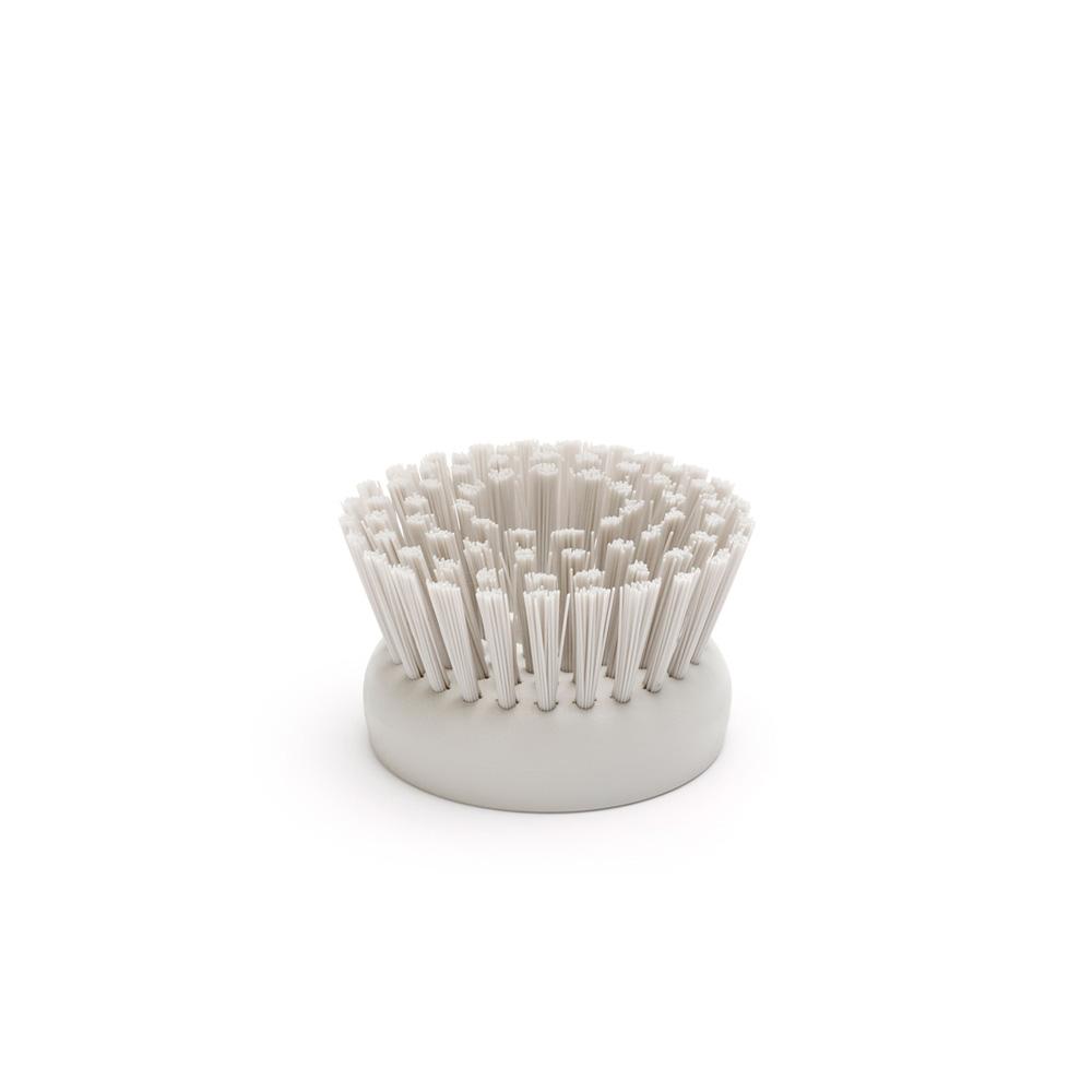 Резервна четка за четка за миене на съдове с дозатор за течен сапун Brabantia, Light Grey, 2 броя