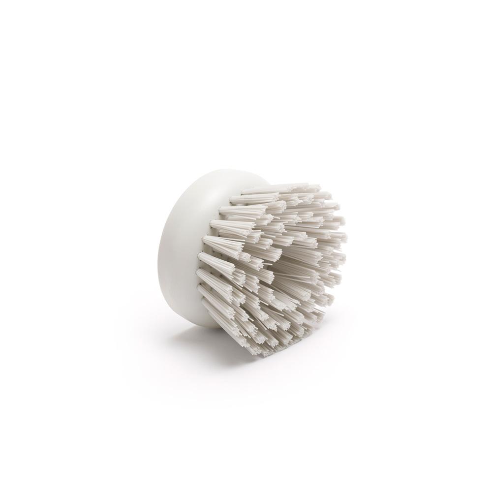 Резервна четка за четка за миене на съдове с дозатор за течен сапун Brabantia, Light Grey, 2 броя(1)
