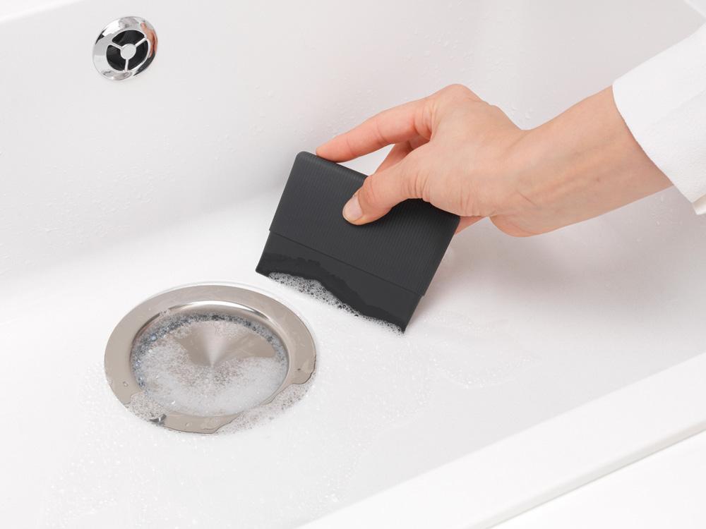 Уред за почистване и подсушаване на чинии Brabantia, Dark Grey(3)