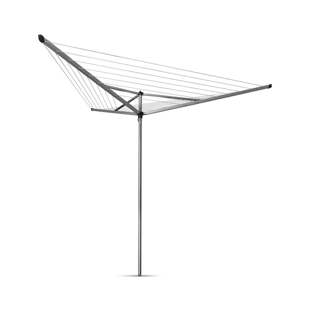 Външен простор Brabantia Essential 30m, 3 рамена, котва за бетониране(2)