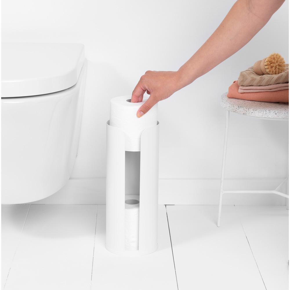 Стойка за резервна тоалетна хартия Brabantia Balance Collection, White(5)