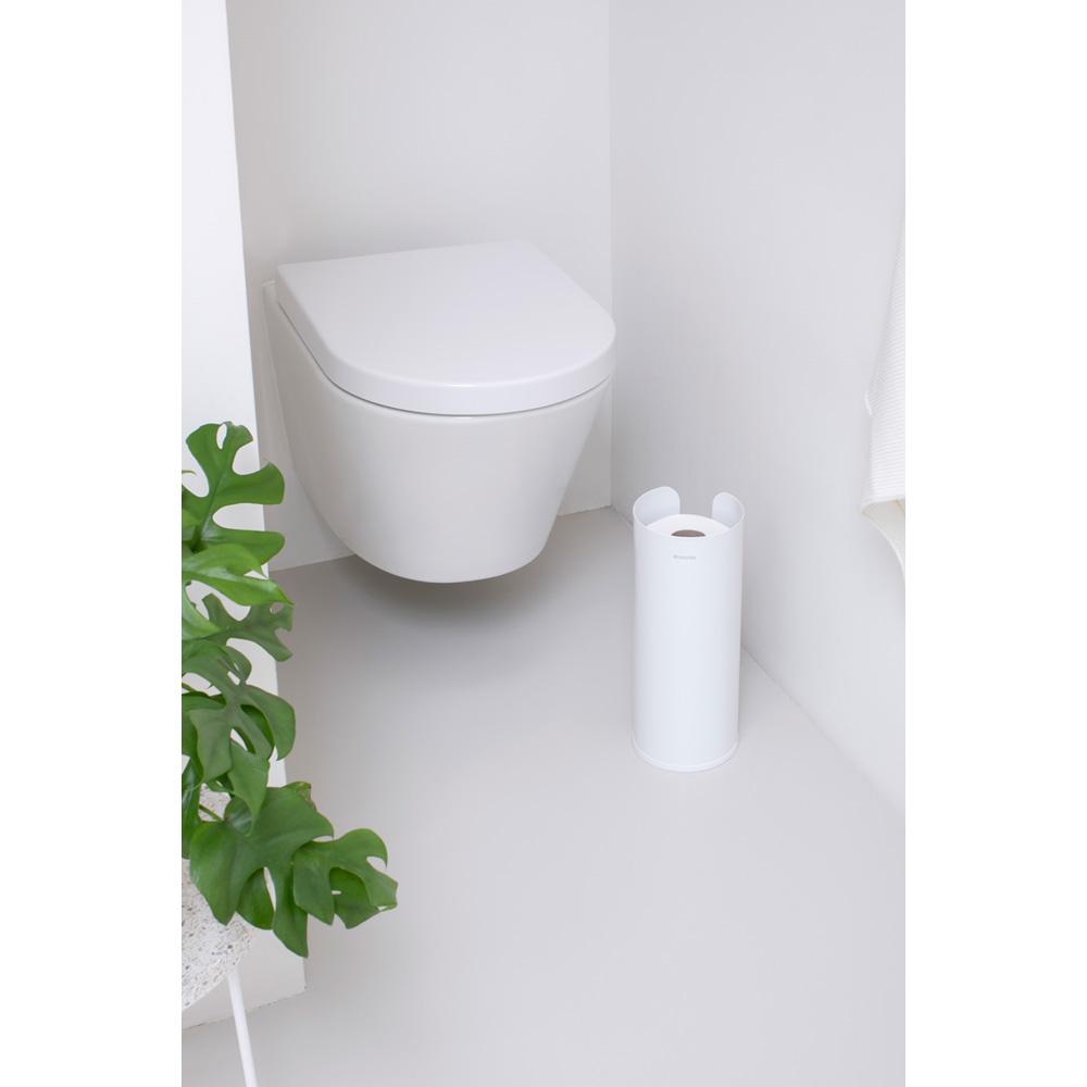 Стойка за резервна тоалетна хартия Brabantia Balance Collection, White(6)