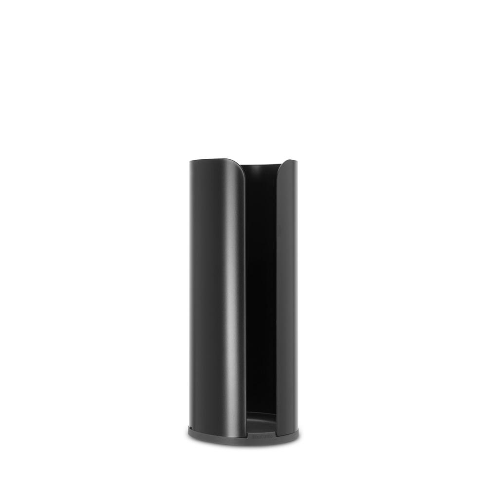 Стойка за резервна тоалетна хартия Brabantia Balance Collection, Matt Black(2)