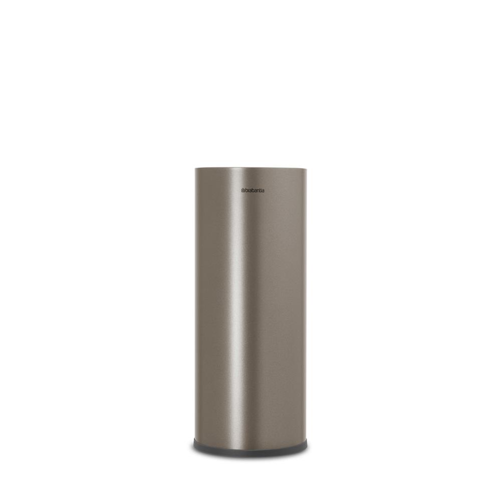 Стойка за резервна тоалетна хартия Brabantia Balance Collection, Platinum