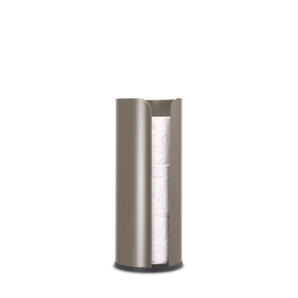 Стойка за резервна тоалетна хартия Brabantia Balance Collection, Platinum(2)