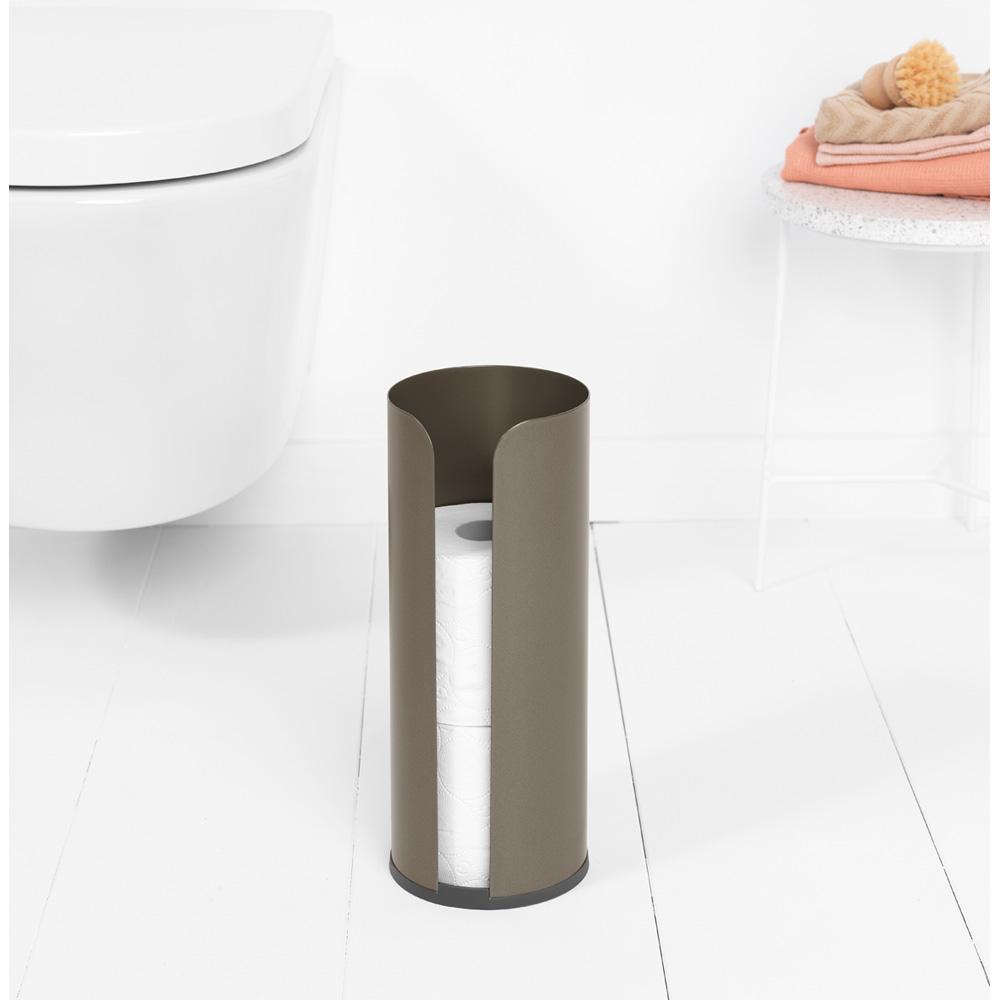Стойка за резервна тоалетна хартия Brabantia Balance Collection, Platinum(4)