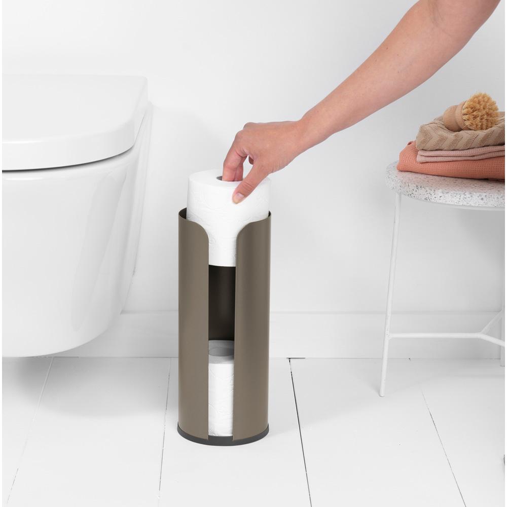 Стойка за резервна тоалетна хартия Brabantia Balance Collection, Platinum(5)