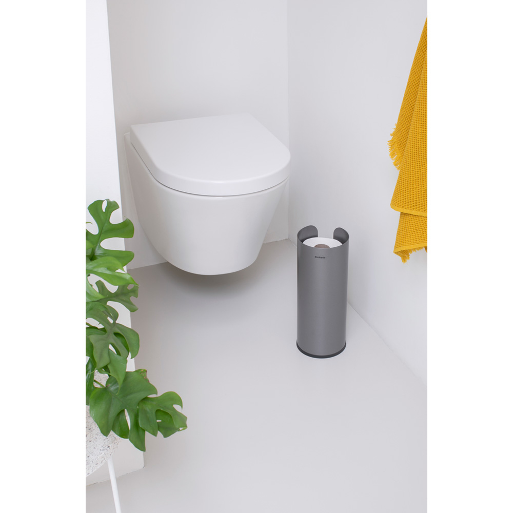 Стойка за резервна тоалетна хартия Brabantia Balance Collection, Platinum(6)