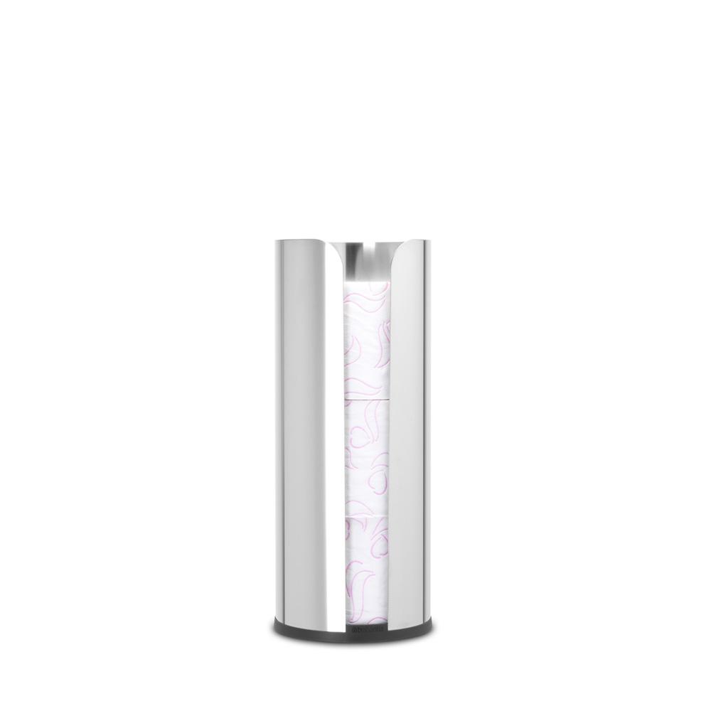 Стойка за резервна тоалетна хартия Brabantia Balance Collection, Brilliant Steel(2)