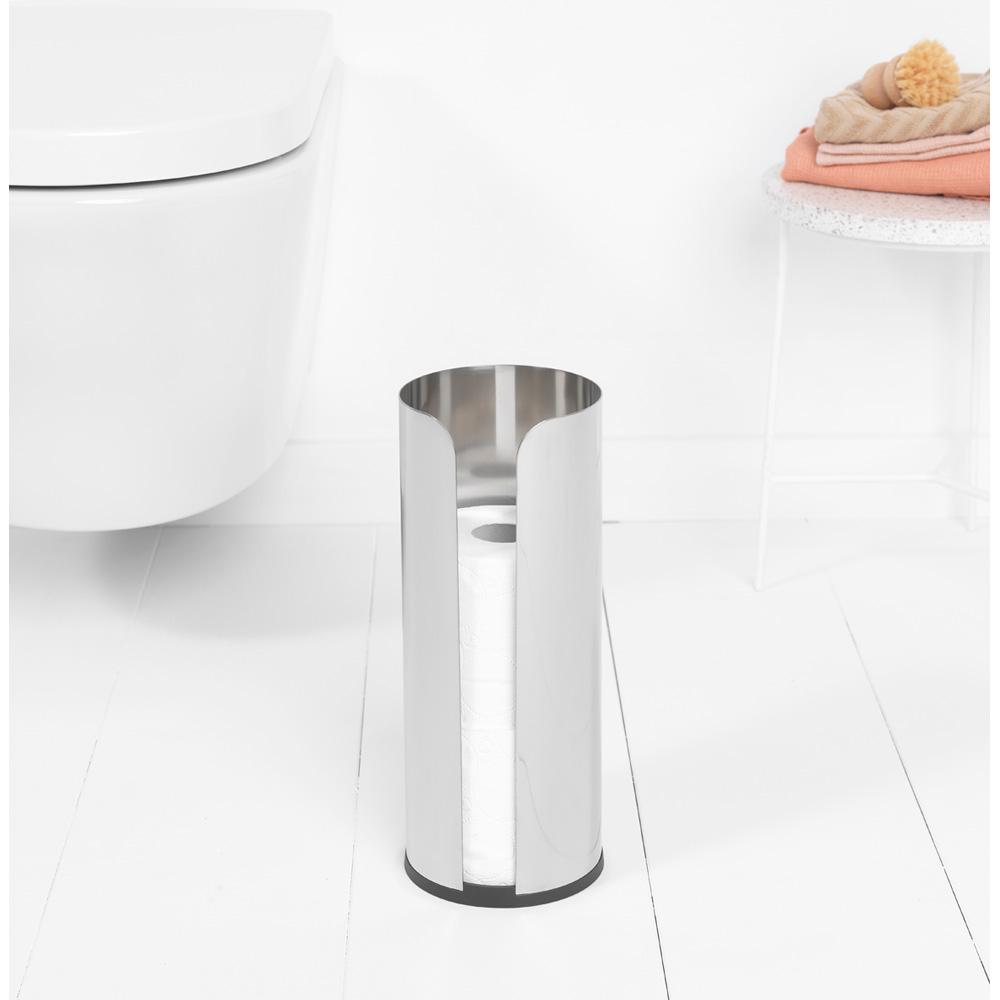Стойка за резервна тоалетна хартия Brabantia Balance Collection, Brilliant Steel(4)