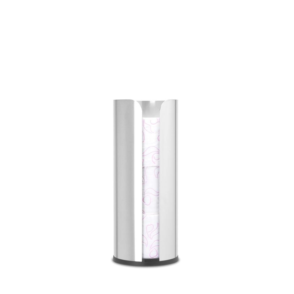 Стойка за резервна тоалетна хартия Brabantia Balance Collection, Matt Steel(2)