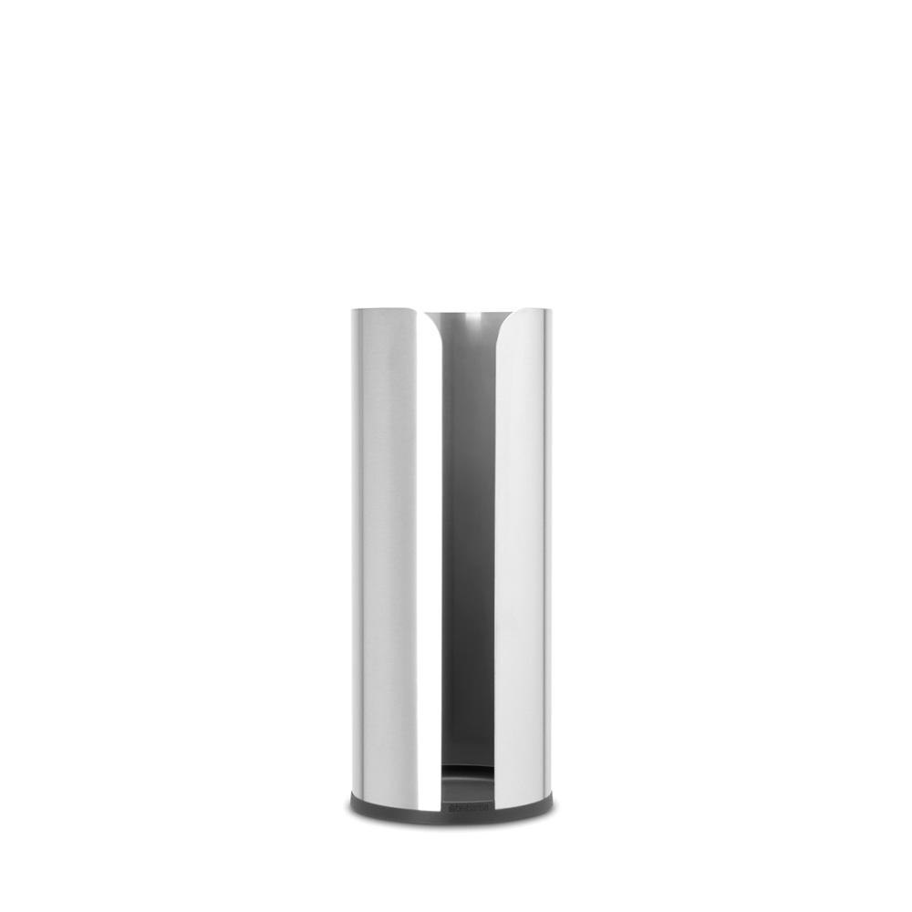 Стойка за резервна тоалетна хартия Brabantia Balance Collection, Matt Steel(3)