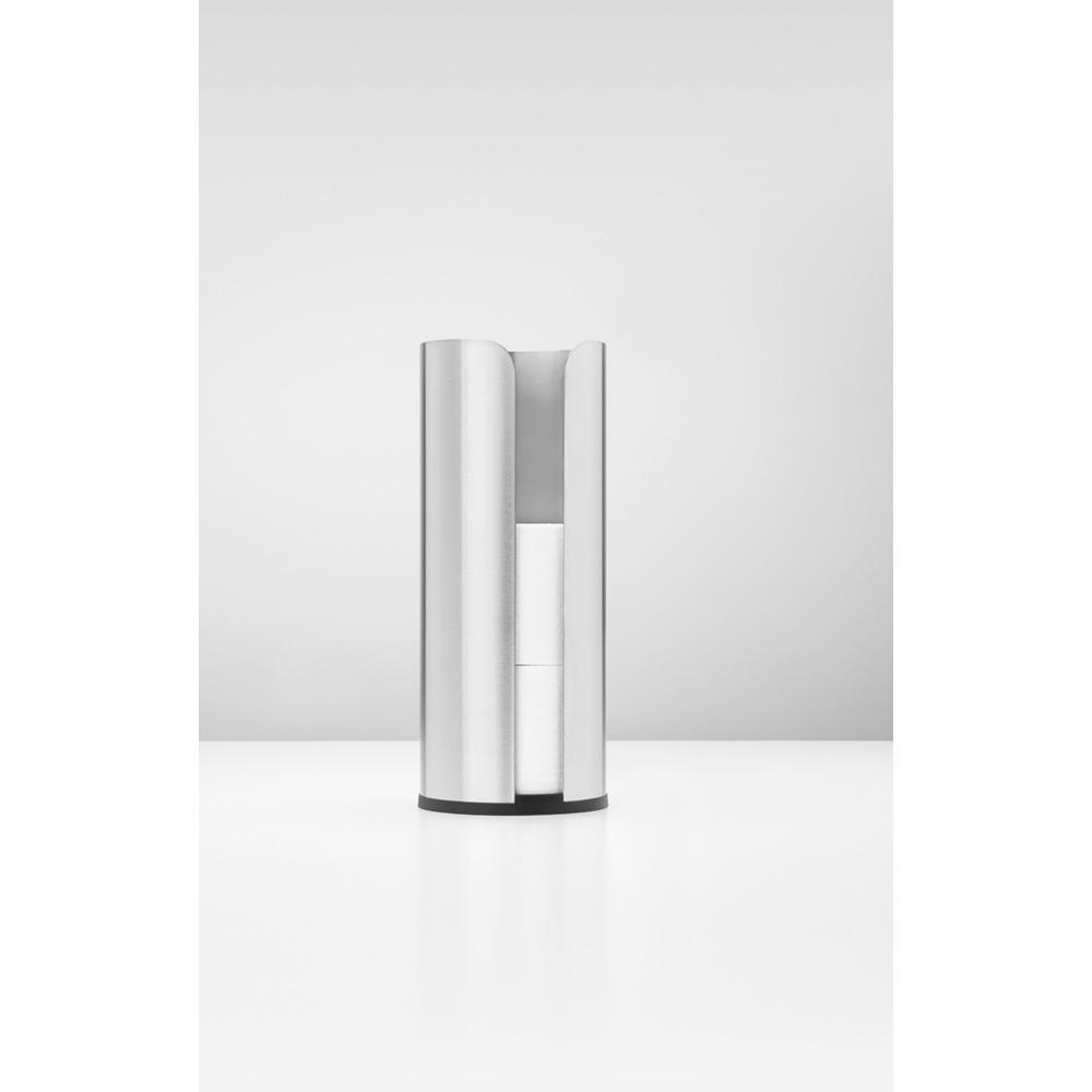 Стойка за резервна тоалетна хартия Brabantia Balance Collection, Matt Steel(4)