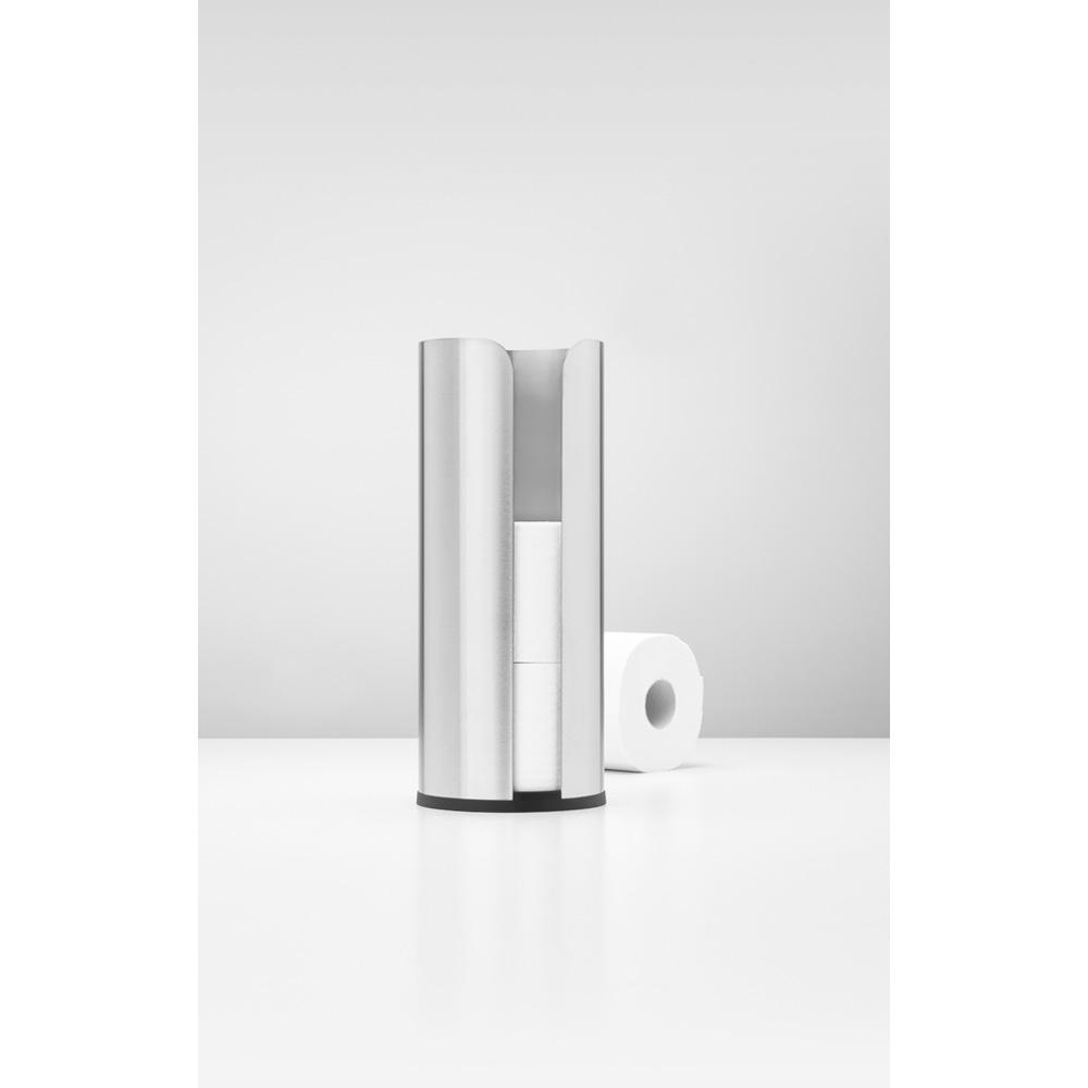 Стойка за резервна тоалетна хартия Brabantia Balance Collection, Matt Steel(5)