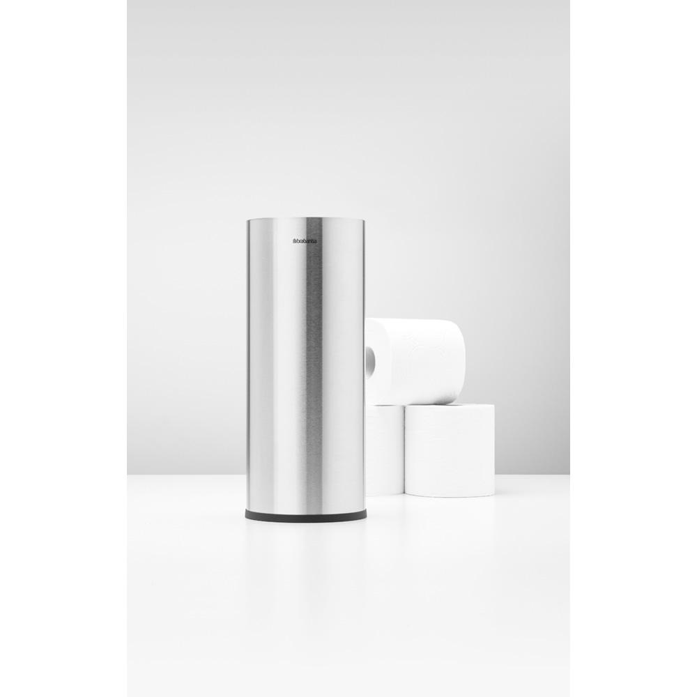 Стойка за резервна тоалетна хартия Brabantia Balance Collection, Matt Steel(6)