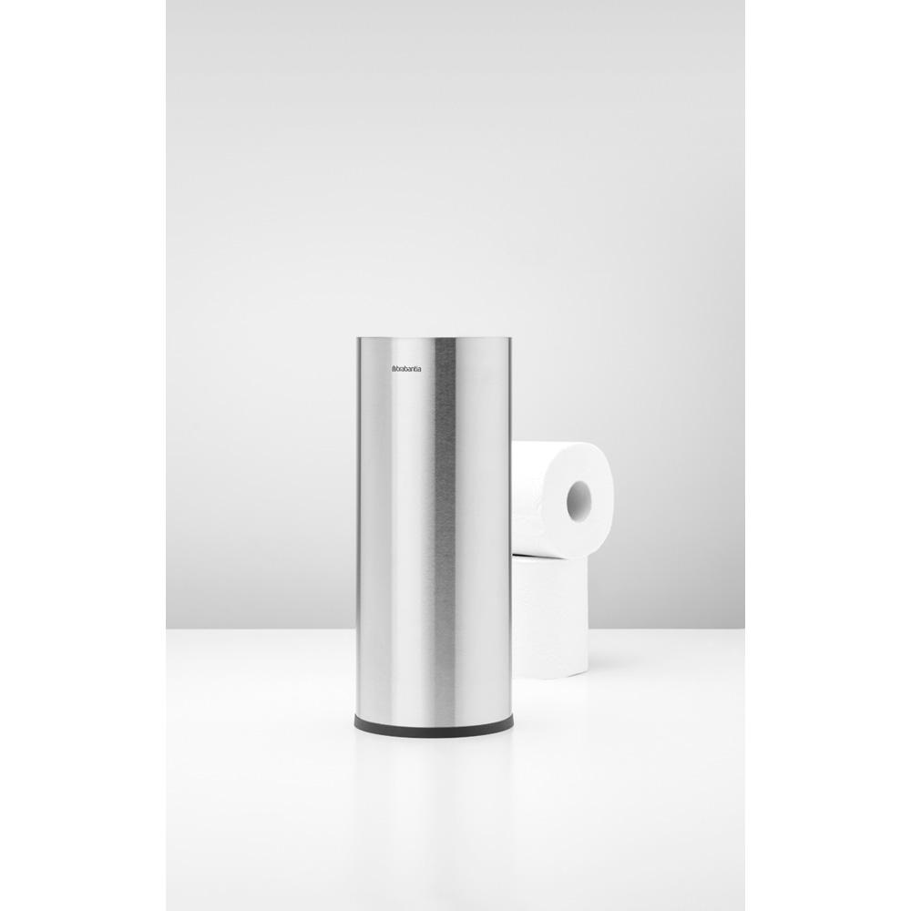 Стойка за резервна тоалетна хартия Brabantia Balance Collection, Matt Steel(7)