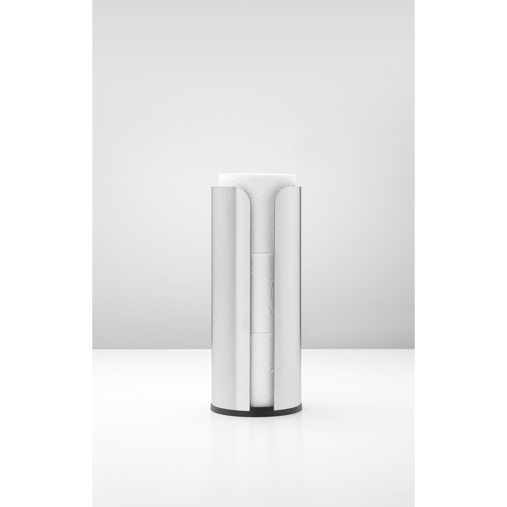 Стойка за резервна тоалетна хартия Brabantia Balance Collection, Matt Steel(8)