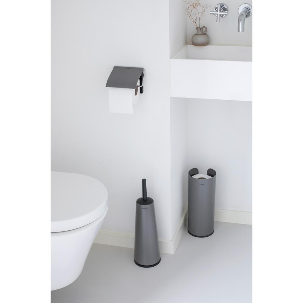 Аксесоари за тоалетна Brabantia Balance Collection, 3 части, Platinum(1)