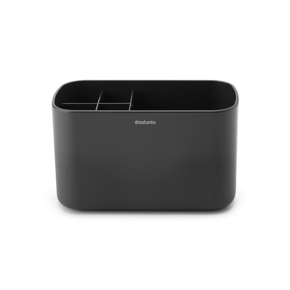 Кутия за аксесоари за баня Brabantia, Dark Grey(3)