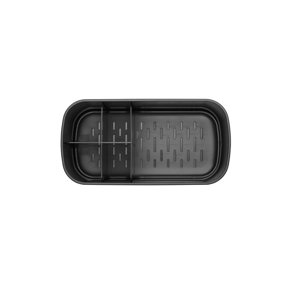 Кутия за аксесоари за баня Brabantia, Dark Grey(4)