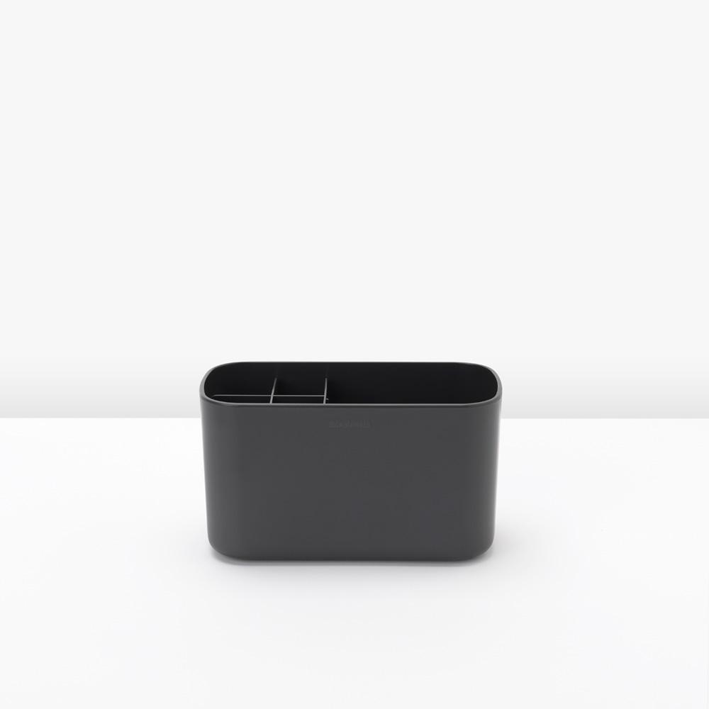 Кутия за аксесоари за баня Brabantia, Dark Grey(5)
