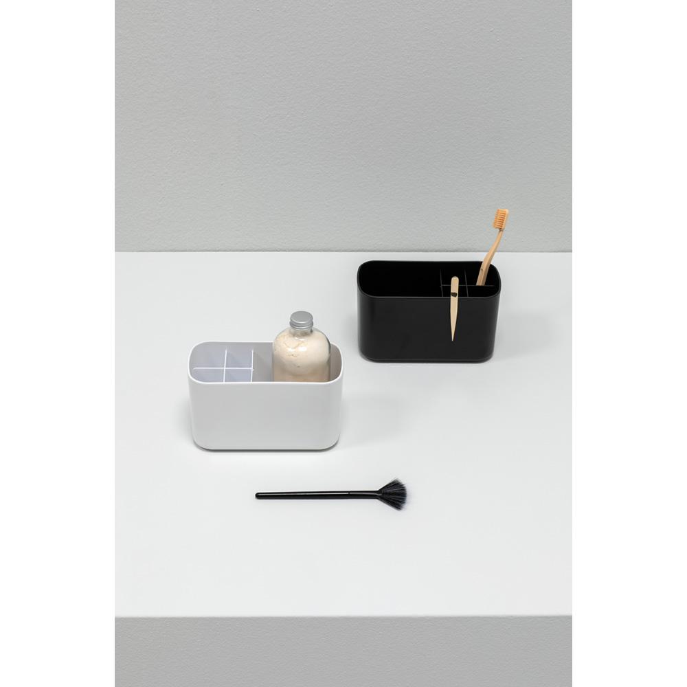 Кутия за аксесоари за баня Brabantia, Dark Grey(9)